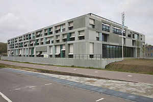 Amsterdam Science Park - AMOLF at the Science Park