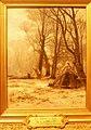 118 Léon Le Goaebe de Bellée En forêt, le givre.JPG