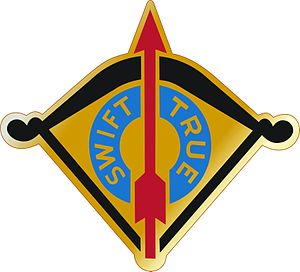 11th Infantry Brigade (United States) - Image: 11 Inf Bde DUI