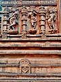 11th 12th century Iswara temple, Kamaleshwara Kalleswara Kamlishvara, Jalasangvi Karnataka India - 33.jpg