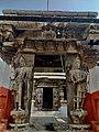 11th century Panchalingeshwara temples group, Kalyani Chalukya, Sedam Karnataka India - 2.jpg