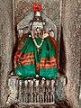 11th century Panchalingeshwara temples group, Kalyani Chalukya, Sedam Karnataka India - 59.jpg