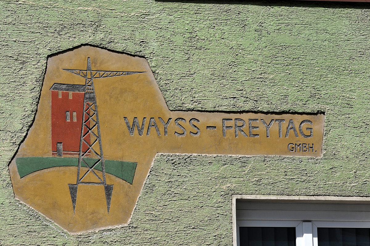 Große Baufirmen In Deutschland wayss freytag