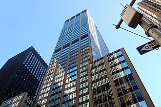 Cushman & Wakefield - Image: 1290 Avenue of the Americas