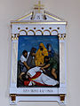 130413 Station of the Cross in Saint John the Baptist church in Cegłów - 09.jpg