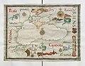 1559 Portolan chart of the Black Sea and the Sea of Marmara by Diogo Homem.jpg