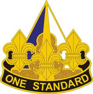 158th Infantry Brigade (United States) - Image: 158Inf Bde DUI