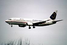 174ak - Flash Airlines Boeing 737-3Q8, SU-ZCF @ ZRH, 2002/03/30 - Flickr - Aero Icarus.jpg