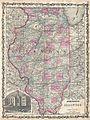 1862 Johnson Map of Illinois - Geographicus - IL-johnson-1862.jpg