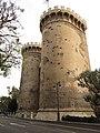186 Torres de Quart (València), des del c. Guillem de Castro.jpg