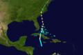 1899 Atlantic hurricane 9 track.png