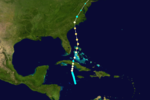 1899 Atlantic hurricane 9 track.png