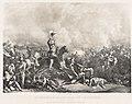 """18 June 1815 – Victory at Waterloo – """"De Prins van Oranje tijdens de slag bij Quatre Bras"""".jpg"""