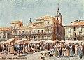 1906, Northern Spain, pp. 062-063, León. Casa del Ayuntamiento.jpg