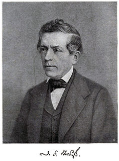 David Strauss German theologian