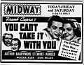 1938 - Midway Theater Ad - 17 Nov MC - Allentown PA.jpg