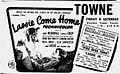 1944 - Towne Theater Ad - 14 Jan MC - Allentown PA.jpg