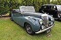 1951 Daimler DB18 Consort Convertible (25869660333).jpg