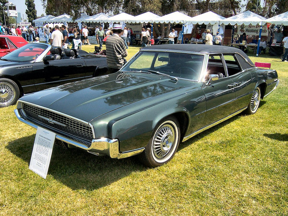 ford thunderbird fifth generation wikipedia. Black Bedroom Furniture Sets. Home Design Ideas