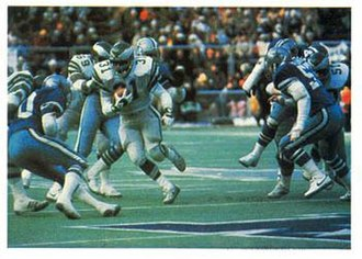 Philadelphia Eagles - The Eagles defeated the Cowboys in the 1980 NFC Championship Game and earned their first Super Bowl appearance.