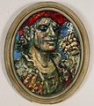 1987, Davey Jones Cousin (Self Portrait) by Byron Randall.jpg