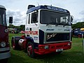 1991 ERF E-series (J901 NKJ) tractor unit, 2012 HCVS Tyne-Tees Run.jpg