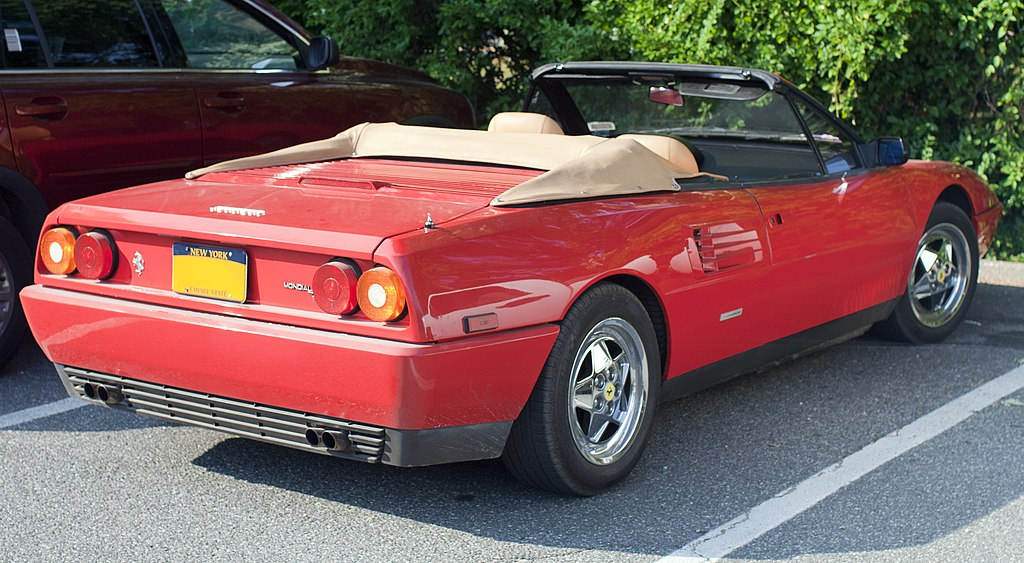 ferrari mondial a vendre ferrari mondial t cabriolet 21 novembre 2012 autogespot ferrari. Black Bedroom Furniture Sets. Home Design Ideas