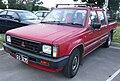 1992 Mitsubishi Triton (MH) 2.5 2WD 4-door utility (2009-09-04) 01.jpg