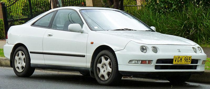 Px Honda Integra Gsi Coupe
