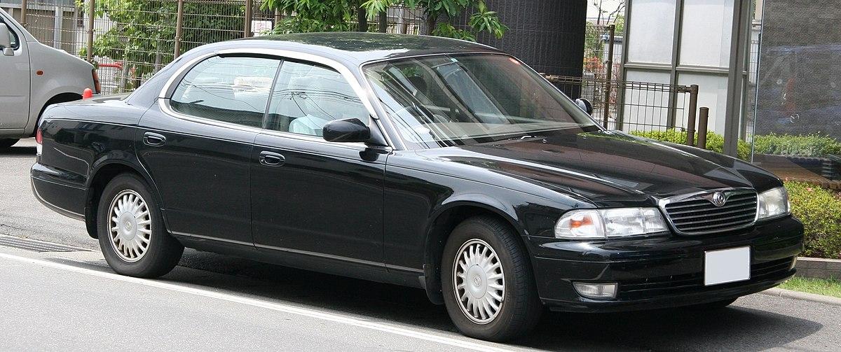 Mazda Sentia Wikipedia