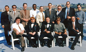 Tony Hawk's Underground - The members of Neversoft in 1998