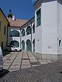 1 Fő Street, courtyard, 2020 Pápa.jpg