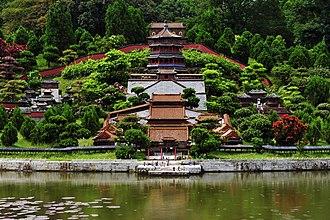 Splendid China Folk Village - Miniature Summer Palace