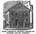 1stChristianChurch SummerSt Boston HomansSketches1851.jpg