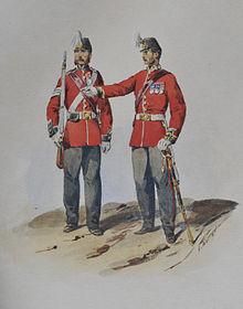 Bengalske hær - wikipedia, den frie encyklopædi