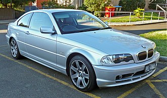 Bavarian Auto Group - Image: 2000 2003 BMW 320Ci (E46) coupe 01