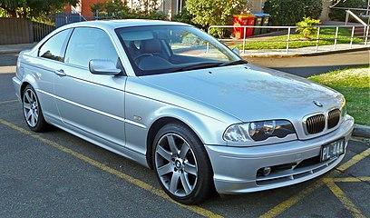 BMW Série 3 (E46) - Wikiwand
