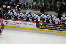 2008-09 Rampage player's box.jpg
