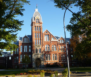 Central Washington University - Barge Hall, Central Washington University