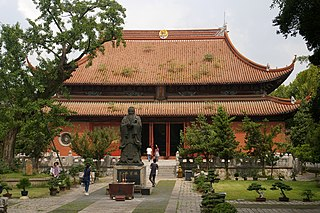 Suzhou Confucian Temple building in Peoples Republic of China