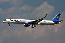 Boeing 757 – Wikipédia, a enciclopédia livre