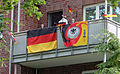 2010 FIFA World Cup Germany national football team Fan in Uetersen 02.jpg