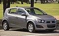 2011 Holden TM Barina hatchback (3).jpg