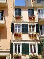 2011 windowboxes Corfu Greece 5419433917.jpg