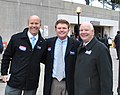 2012-11-05 Ben Cardin at Shady Grove Metro 199 (8165654069).jpg