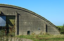 2012 - Hangar at the former RAF Hullavington (geograph 3125250).jpg