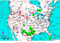 2013-07-15 Surface Weather Map NOAA.png