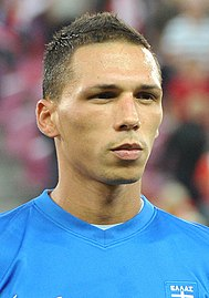 José Holebas Greek association football player