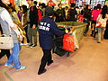 2013TIBE Day5 Hall1 Cleaning Service Woman 20130203.JPG
