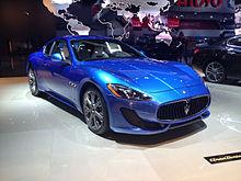2018 Maserati GranTurismo Luxury Sports Car - Maserati USA